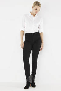 Mexx high waist skinny jeans black stone, Black Stone