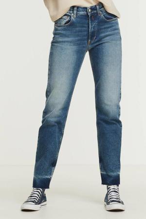 high waist straight fit jeans MAIJKE light denim