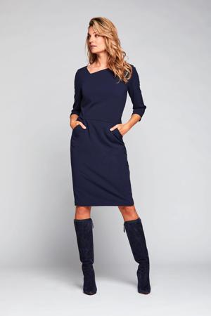 jurk Nova donkerblauw