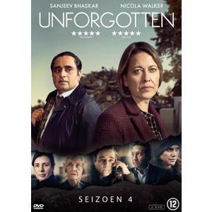 Unforgotten - Seizoen 4 (DVD)