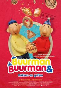 Buurman En Buurman - Bakken & Grillen (DVD)
