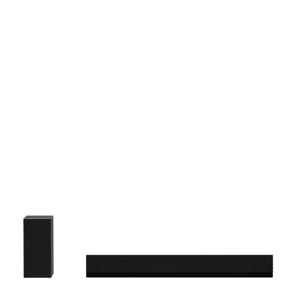 LG G1 soundbar + subwoofer, Zwart
