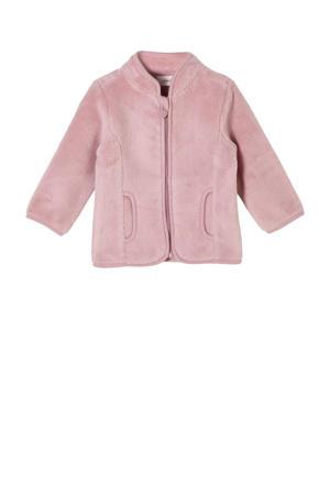 baby vest roze