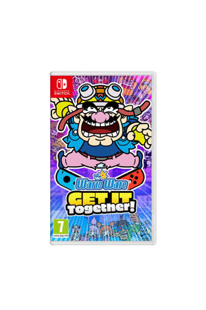 WarioWare: Get It Together! (Switch)