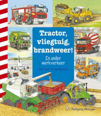 Zoekboeken: Tractor, vliegtuig, brandweer!