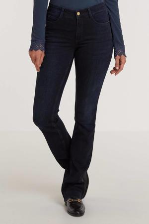 bootcut jeans Dream Boot blue black net wash