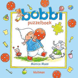Bobbi: Bobbi puzzelboek - Monica Maas