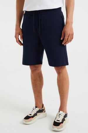 regular fit short heavy blue