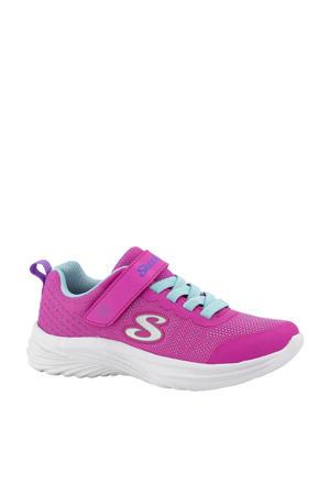 sneakers roze/blauw