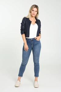 Cassis skinny jeans blauw, Blauw