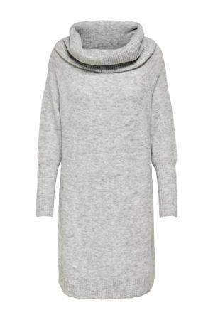 gebreide jurk ONLSTAY grijs
