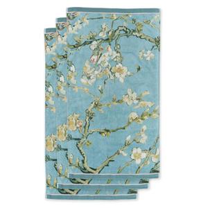 handdoek Blossom (set van 3) (100x50 cm)