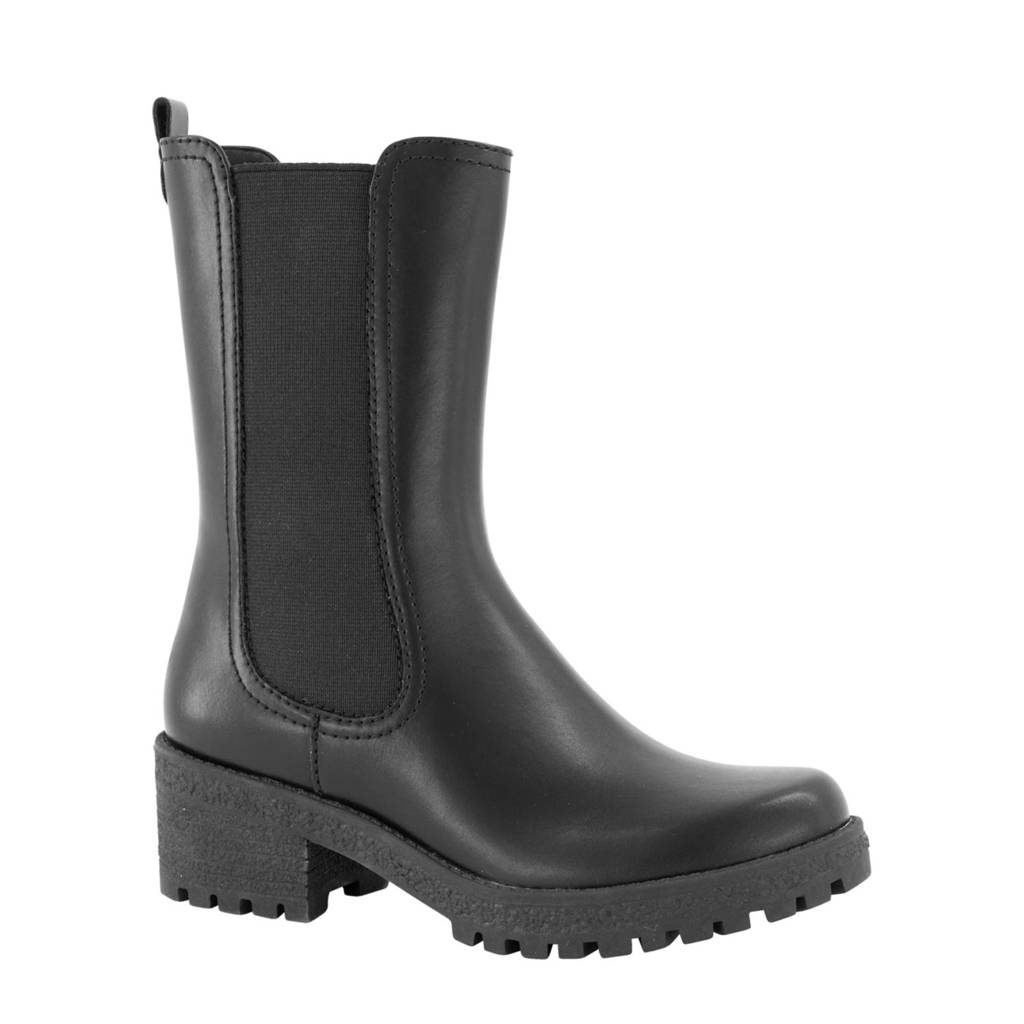 Graceland   chelsea boots zwart, Zwart