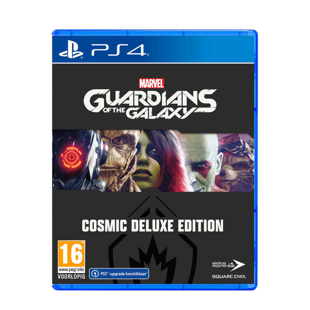 Marvel's Guardians of the Galaxy Cosmic Deluxe Edition (PlayStation 4)