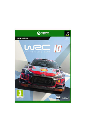 WRC 10 (Xbox Series)