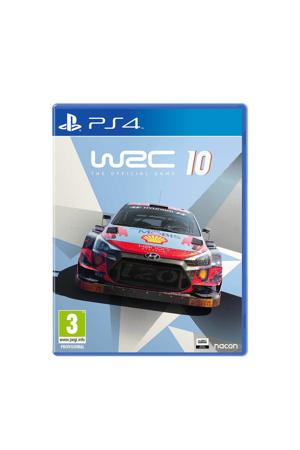 WRC 10 (PlayStation 4)