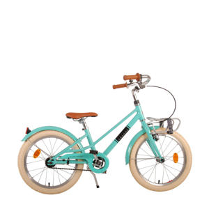 Melody kinderfiets 18 inch Turquoise