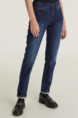 3301 High Straight straight fit jeans dark denim