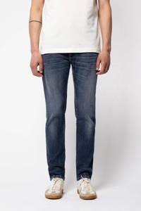 Nudie Jeans slim fit jeans Lean Dean worn indigofera, Worn Indigofera
