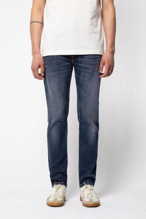 slim fit jeans Lean Dean worn indigofera