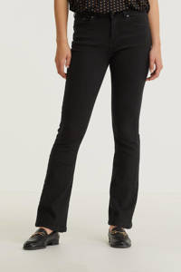 B.Young flared jeans BYLOLA zwart, Zwart