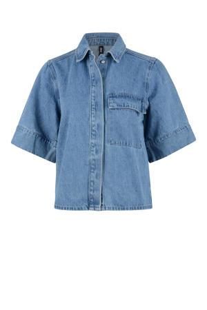 blouse East blauw