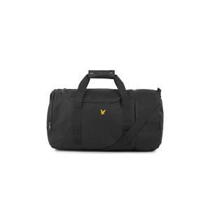 reistas Barrel Bag zwart