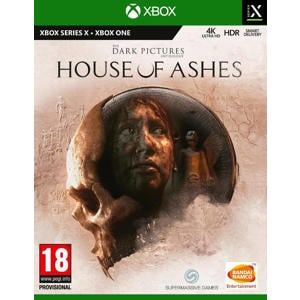 The Dark Pictures Anthology - House of Ashes (Xbox Series)