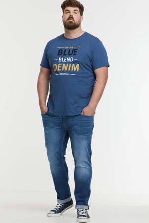 regular fit jeans Plus Size 76201 denim middle