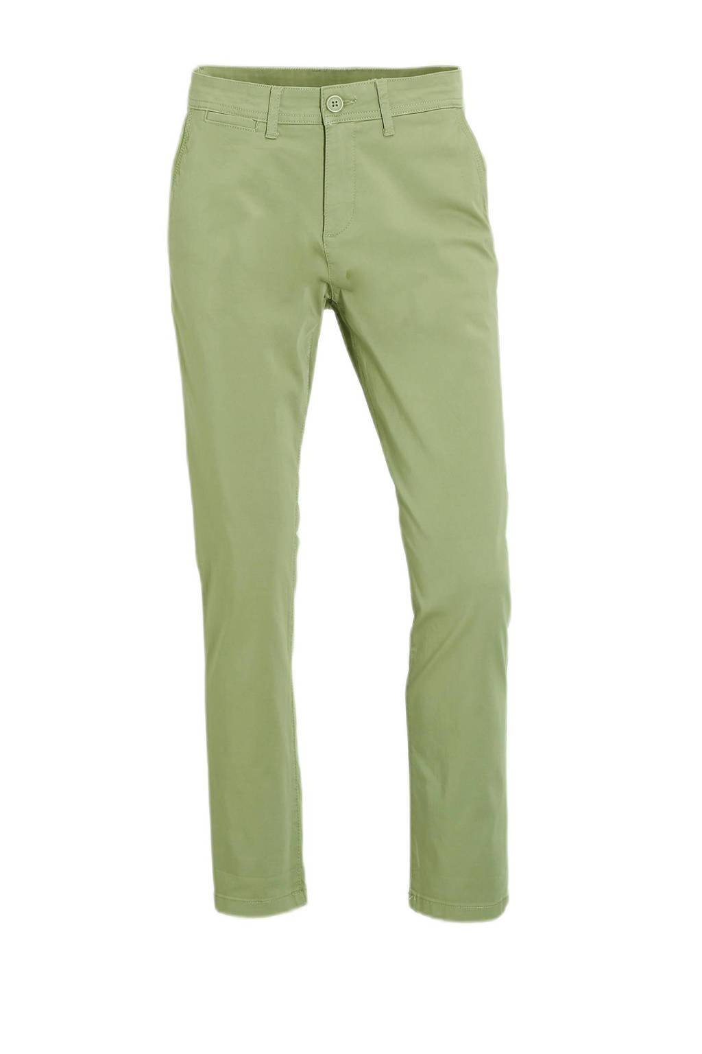 C&A Yessica regular fit broek groen, Groen