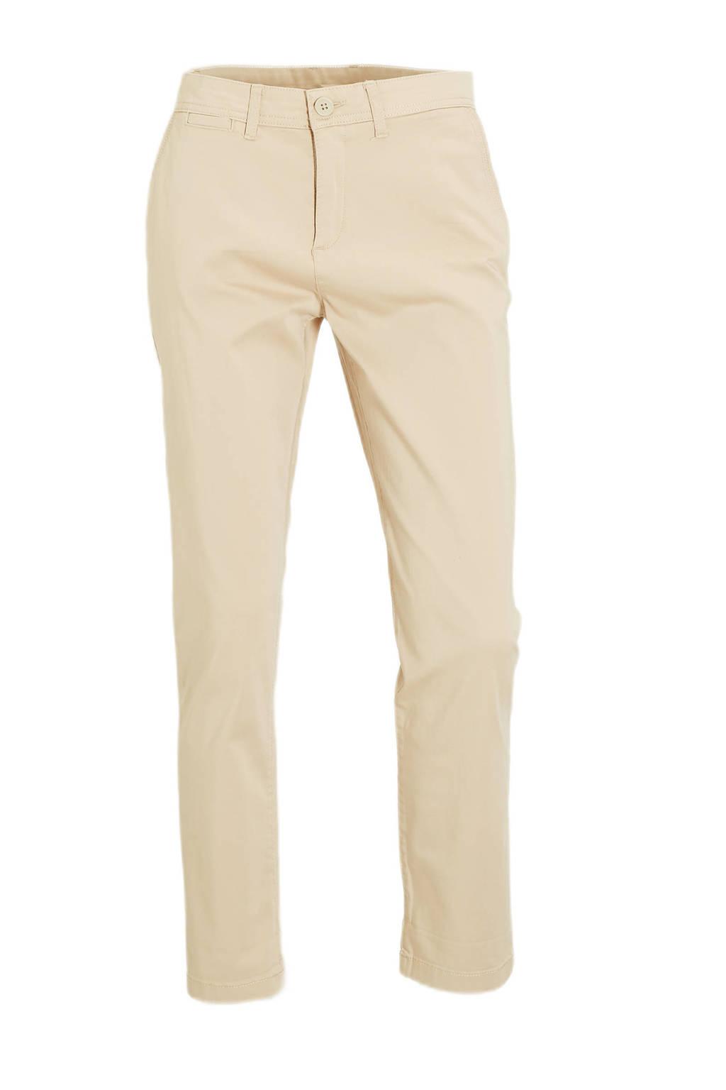 C&A Yessica regular fit broek beige, Beige