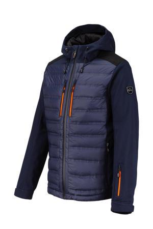 ski-jack Stetson donkerblauw