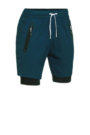 sportshort Dover donkerblauw