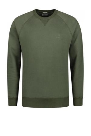 sweater Sam 524dark army