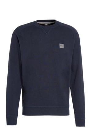 sweater Westart donkerblauw