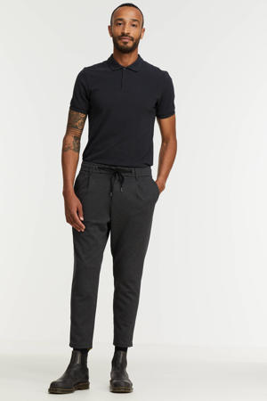 tapered fit pantalon Skay 404 dark blue