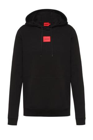 sweater Daratschi met logo zwart