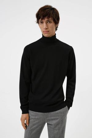 wollen trui San Thomas zwart
