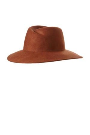 hoed Yulia bruin