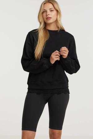 sweater JANNI zwart