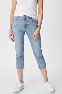 C&A Canda slim fit capri jeans lichtblauw, Lichtblauw