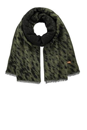 sjaal Donnae kaki
