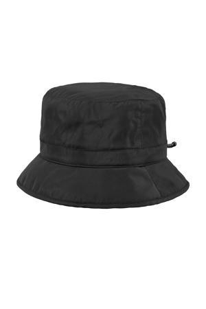 bucket hat Aregon zwart