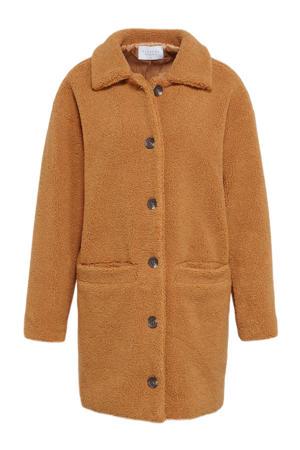 teddy winterjas DOFI-NEW.JA camel