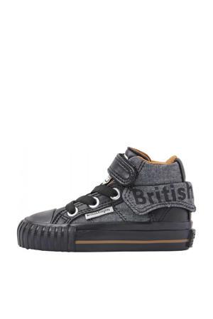Roco  hoge sneakers grijs