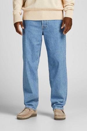 loose fit jeans JJIEDDIE JJORIGINAL blue denim
