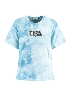 tie-dye T-shirt sky