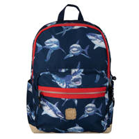 Pick & Pack  rugzak Shark L donkerblauw, Donkerblauw
