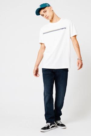 T-shirt Elias California van biologisch katoen ecru