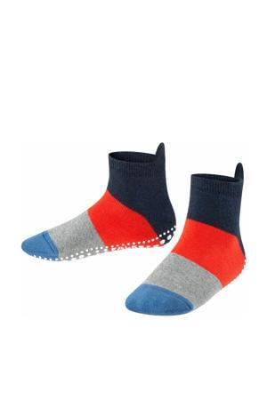 Colour Block sokken multi